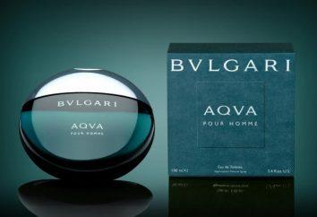 """brisa de verano y la frescura con Bvlgari """"Aqua"""""""
