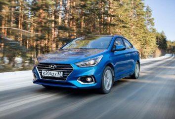 Les nouveaux « Solaris Hyundai »: configuration, caractéristiques et commentaires