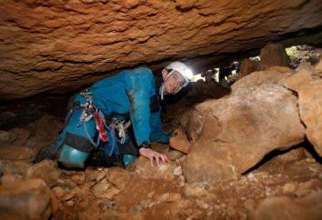 Caver – quem é esse? O buraco? O que estuda caver?