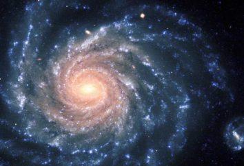 Galaxy. Tipi di galassie nell'Universo