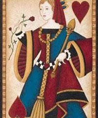 La valeur du Tarot avec la divination: le feu, l'eau et … les paysans!