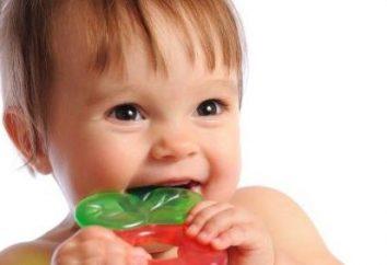 No se pierda el momento en que comienzan a cortar los dientes en los niños!