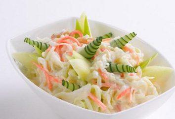 """Sałatka """"coleslaw"""": przepis"""