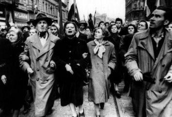 A revolta húngara de 1965: causas, resultados