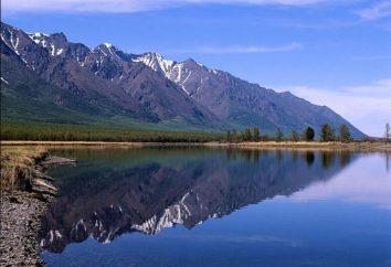 Der größte Süßwassersee in den Weltreserven von Wasser – Baikalsee