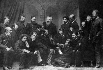 Artyści Wanderers i ich kreatywności. Rosyjscy artyści wędrowny 19th century