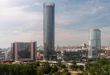 "Tower ""Iset"" – i più costosi appartamenti residenziali a Ekaterinburg"