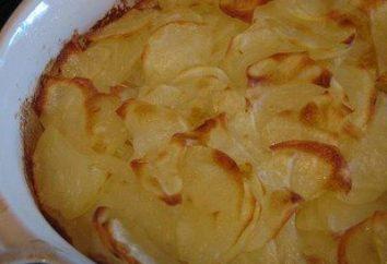 Gratin di patate: ricetta in fretta e festosa