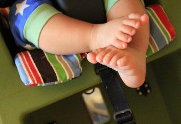 Thomas calcanhar – garantir a marcha correta de seu bebê