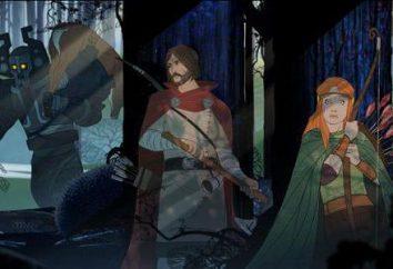 The Banner Saga: passagem de jogos incomuns