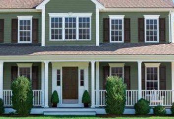 Revestimento da casa: um novo histórico de construção