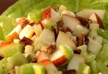 Ricetta sedano rapa: insalate originali