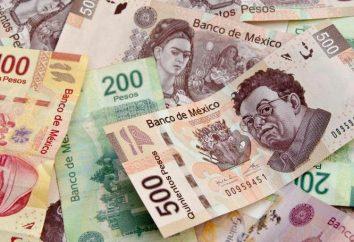 peso mexicano. História e informações úteis sobre a moeda mexicana