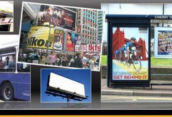 Przykład reklamy produktu. formy reklamy