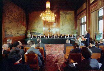Les tribunaux internationaux, leurs activités et statuts