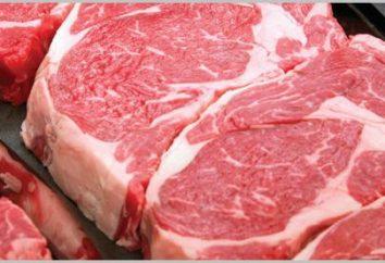 Menu per ogni giorno. Cosa cucinare carne bovina per il secondo?