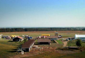 Aérodrome Kroutitsy: description et activités