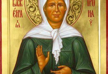 Preghiera per la salute Matrona di Mosca. Le richieste a San Matrona