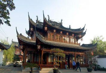 Jak nazywa chiński dom i jakie są ich cechy?