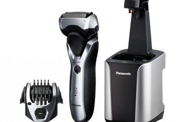 Elektrische Panasonic ES-GA21: Merkmale und Beschreibung
