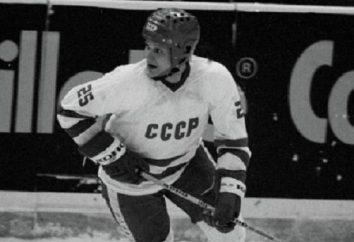 Sergey Yashin – le légendaire joueur de hockey