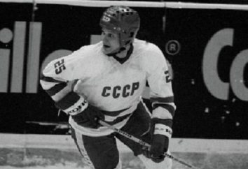 Sergey Yashin – il leggendario giocatore di hockey