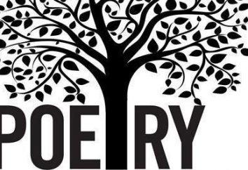 sintaxe Poesia exemplos particulares. Anáfora, epiphora