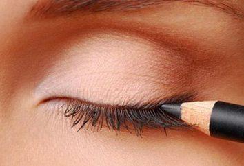 Cómo dibujar el lápiz de ojos – revela los secretos