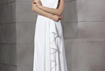 vestido blanco en el suelo – la tendencia en 2013