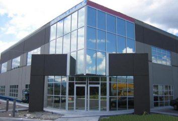 Système de vitrage de façade. Vitrage de la façade du bâtiment – le prix