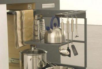 Projeto da cozinha 5,5 metros quadrados. m: opções, orientações e recomendações. O design elegante pequena cozinha 5 quadrados. m