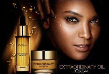 """Un aceite extraordinaria"" cara de L'Oreal: opiniones. Aceite de ""L'Oreal"" """" equilibrio de la cara extraordinaria"