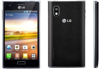 LG Optimus L5: revisión de los modelos, opiniones de clientes y expertos