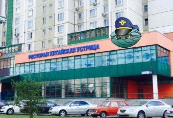"""Cuando en Moscú a comer ostras? Restaurante """"China Oyster"""" en Bratislava, 30. Oyster Bar en Moscú"""