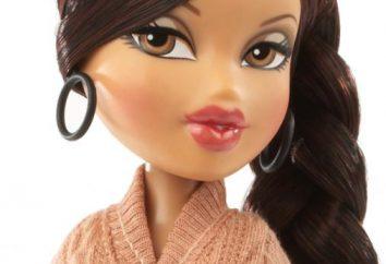 Cómo hacer el pelo de las muñecas?