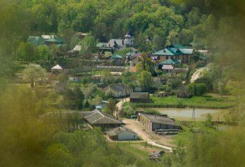 Das Dorf Plancheskaya Schlitz – frische Luft und einzigartige Natur