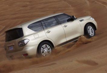 Nissan Patrol – potężny samochód