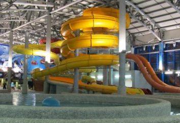 Un buon luogo di riposo – un parco acquatico a Voronezh