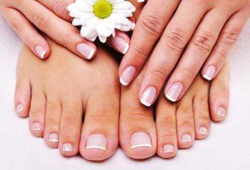 Manicure sulle unghie ovale: l'idea di fashion design