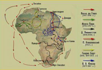 Investigadores en África y sus descubrimientos