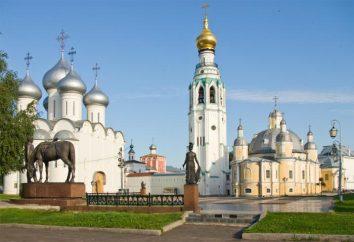 Bandiera e stemma di Vologda: Descrizione