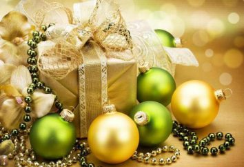 Oryginalny prezent na Nowy Rok: niedrogich pomysłów dla dzieci, przyjaciół, kolegów, bliskich i krewnych