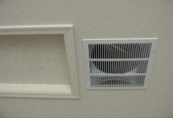 Ventilation dans le garage avec sous-sol: les principes de l'appareil et la variété