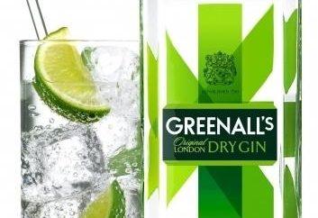 Als Getränk Gin in reiner Form und in Cocktails gemischt