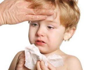 Como ajudar a se livrar da tosse, a criança?