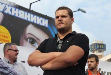 Andrew Ilienko – uno dei nazionalisti più accesi Ucraina