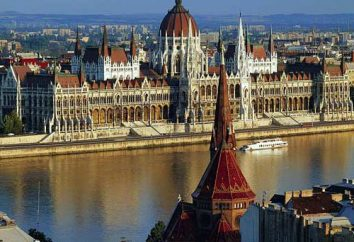 Hongrie. Photos des plus beaux endroits du pays