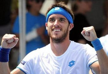 Leonardo Mayer: biographie, carrière sportive, réalisations, photos