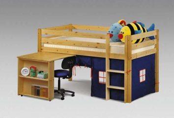 Come scegliere un letto per un bambino?