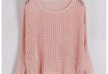 Apprenez à Cardigan en maille tricot femmes. Comment attacher pull femme rayons?